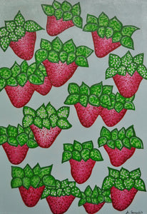 Polka Dot Strawberries