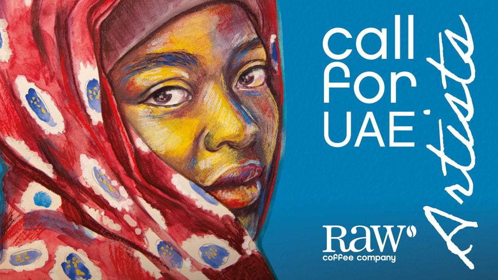 Call for UAE Artists: RAW Gallery Wall