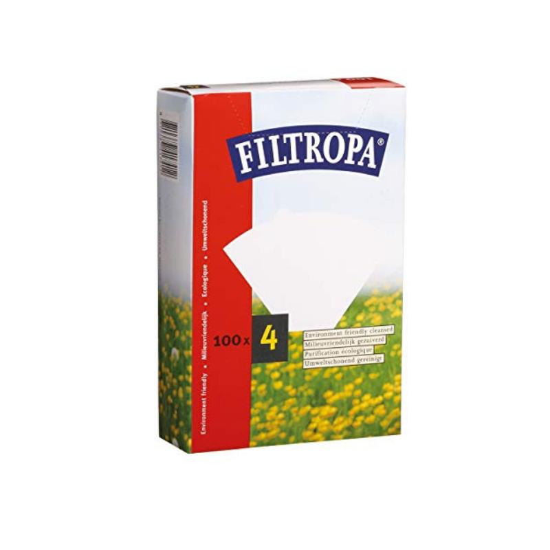 Filtropa - Coffee Filters (size 4)