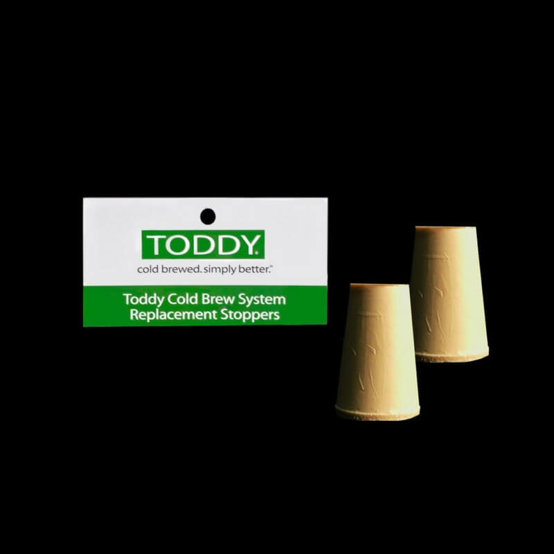 Toddy - Rubber Stopper, 2 Pack