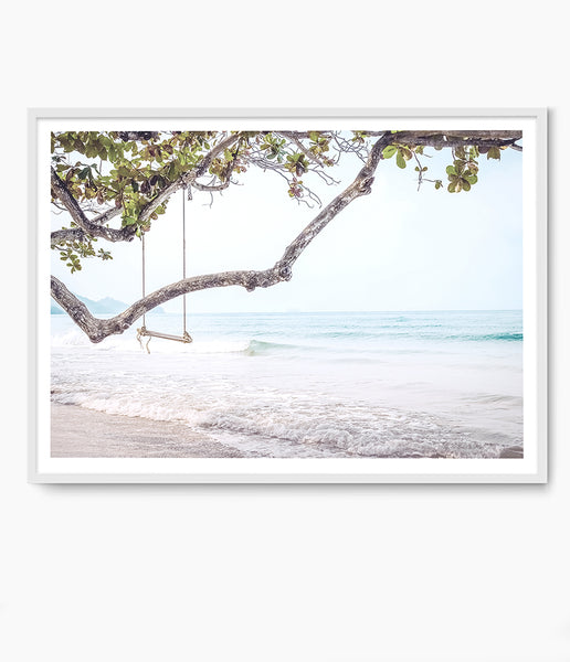 beach wall art coastal print ocean print