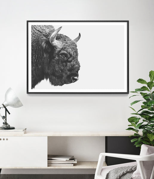 buffalo wall art for living room