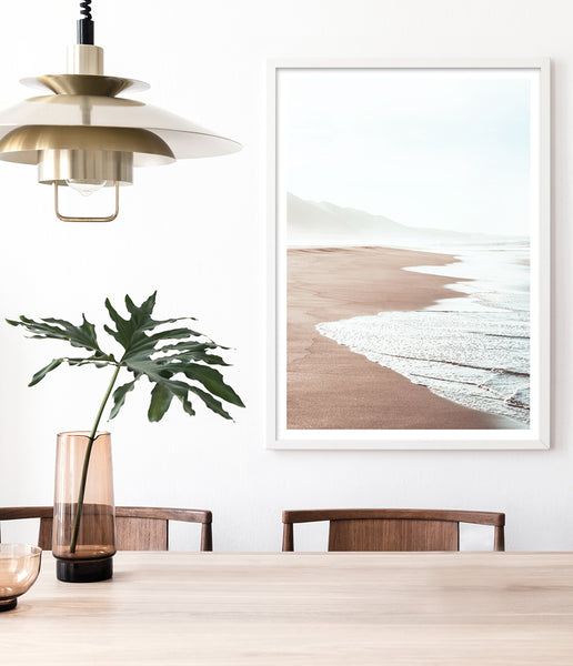 coastal wall art beach art print beach house wall art
