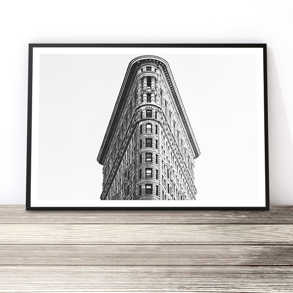 flatiron building print new york prints australia