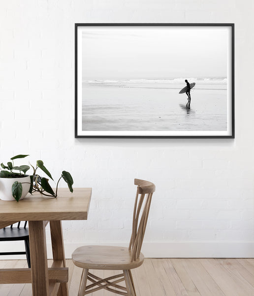 surf photography print coastal art