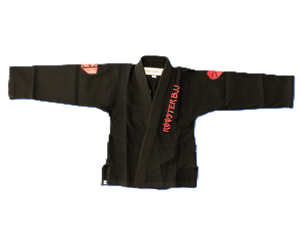 Be Fierce Comp Gi (black)