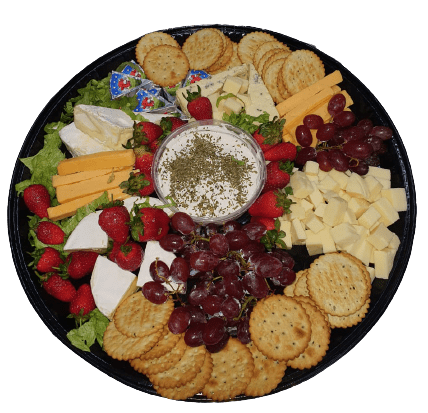 Cheese and Cracker Platter - Savoury Boutique