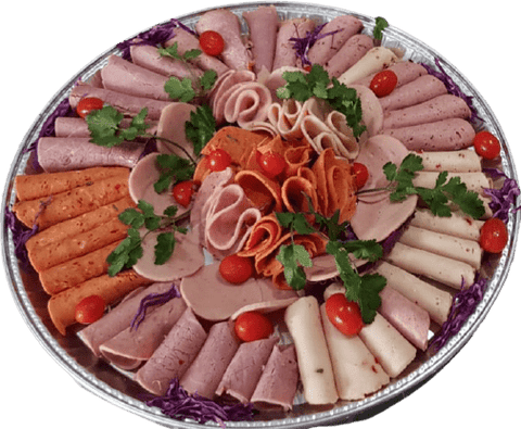 Cold Meat Platter - Savoury Boutique