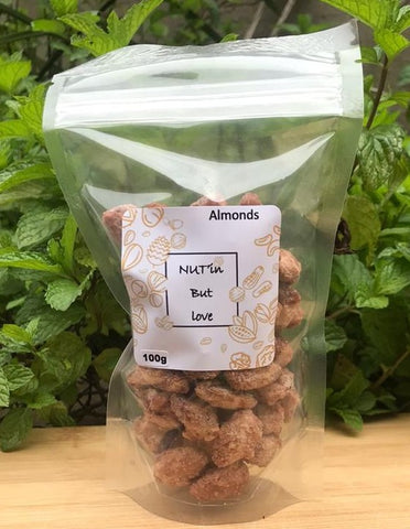 NUT'in But Love Candied Almonds