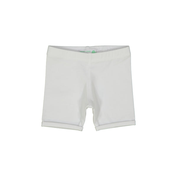 Bright White Shorts