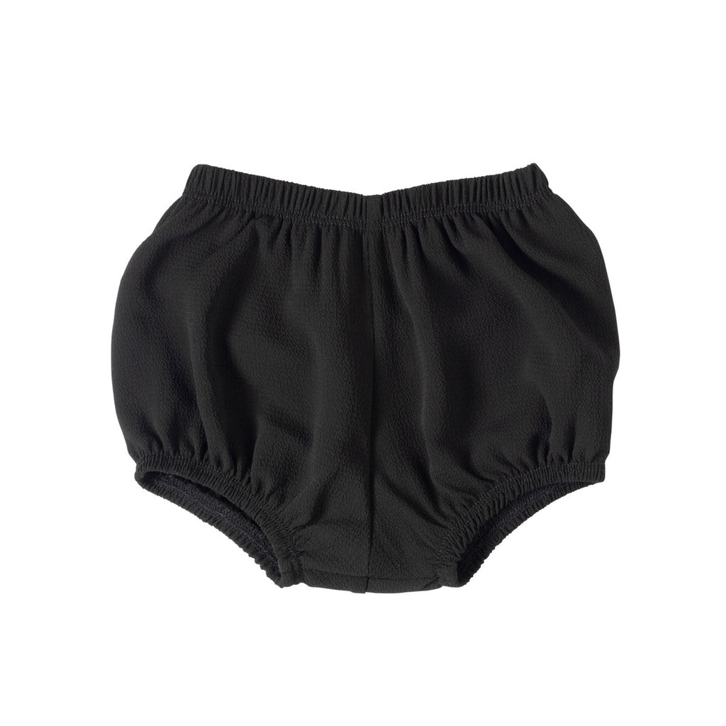 Black Essential Spring Bloomer