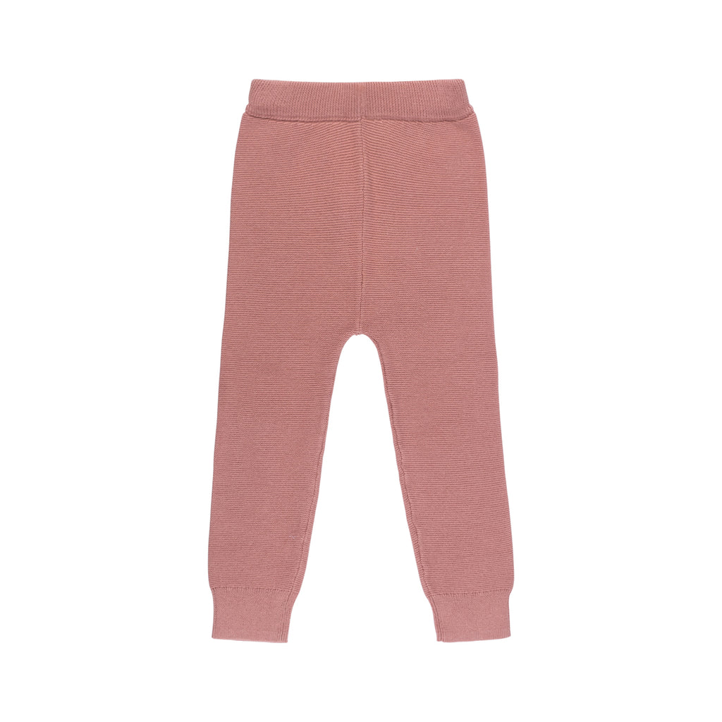 Rose Link Knit Pants + Feet - By POSH