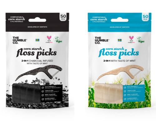 The Humble Co. Announces Floss Picks