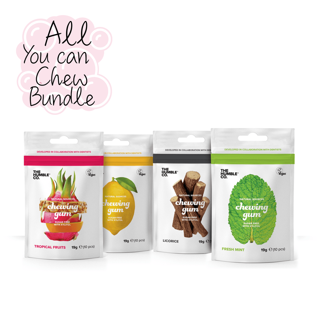 All You Can Chew Bundle - The Humble Co.