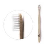 Cornstarch toothbrush - The Humble Co.