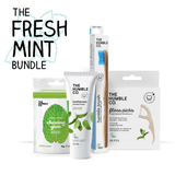 Fresh Mint Natural Bundle - The Humble Co.