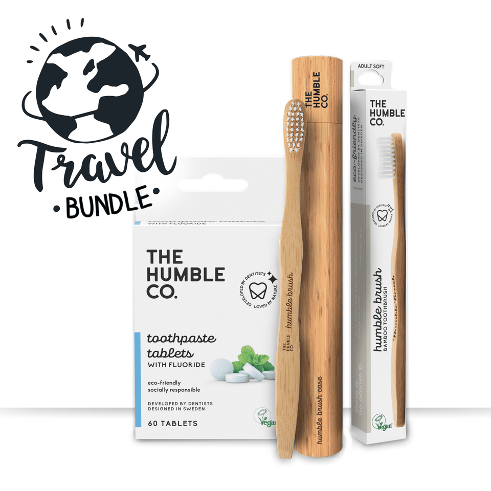 travel bundle - The Humble Co.