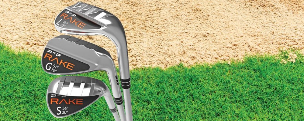 Kathy Jensen Talks to Eddie Heinen About the RAKE Sand Wedge