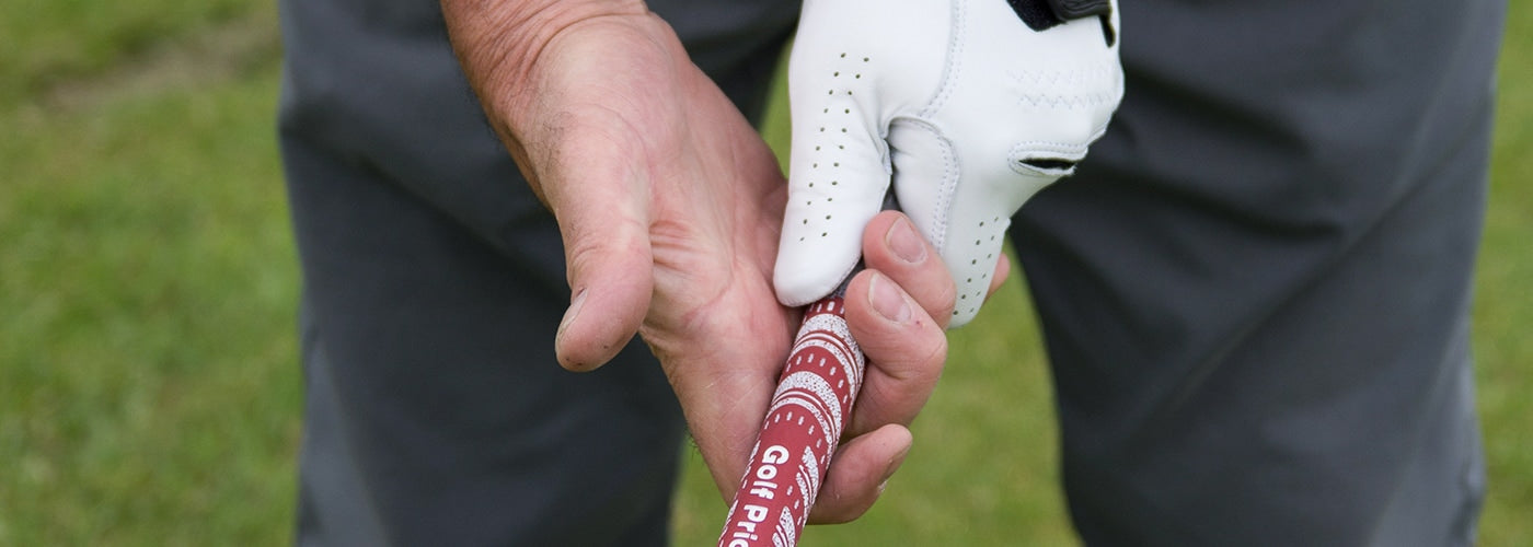 PnP Golf Tip - Finding the Best Grip Pressure on the Green