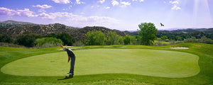 PNP Golf Tip - Reading a Putting Green and Understanding How a Putt Breaks