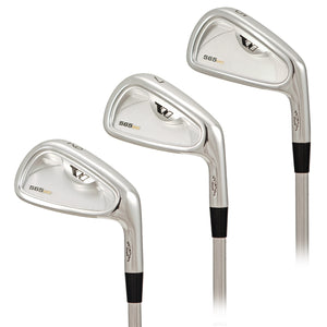 Wishon 565MC Forged Iron Set | #3 - AW | Regular 5.0 Steel (Flowed)