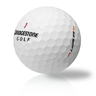 Bridgestone E6 Soft Golf Balls | 12 Pack