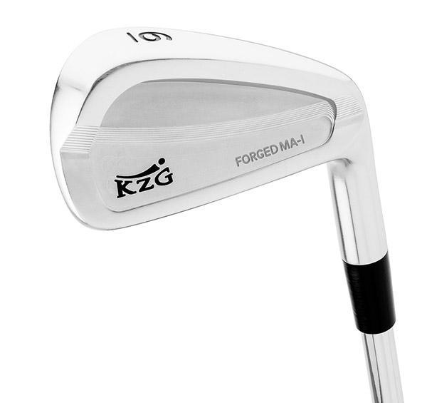 KZG MA-I Club Set | (#3 - PW) | Stiff 6.0 Steel | Uncut (Flowed)