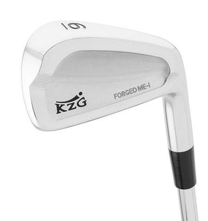 KZG ME-I Forged Club Set | (#8 - PW) | Stiff 6.0 Steel (Flowed)