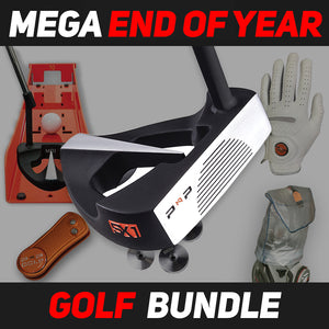 SX1 Point N Putt Putter Mega Bundle