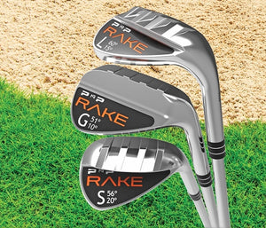 RAKE Wedge with Free Quik-N-Ezy Rain Cover