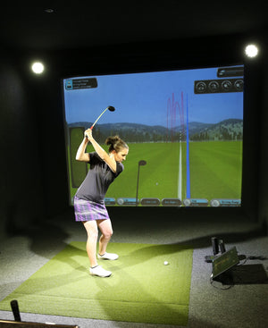 PnP Private Golf Coaching - 8 Half Pack