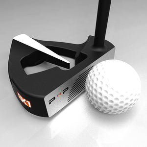 SX1 Point N Putt Putter (Standard Grip)