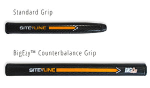 SiteLine Putter with Standard Grip