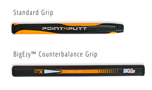 SX1 Point N Putt Putter (BigEzy™ Counterbalance Grip)