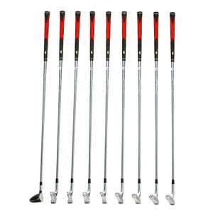 Wishon Sterling Irons Club Set | 4 - SW | 37 Set - Senior Graphite (Flowed)