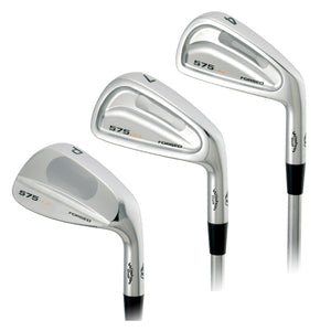 Wishon 575MMC Forged Iron Club Set | #5 - AW | Stiff 6.0 Steel (Flowed)