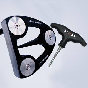 Extra Weights for SX1 Putter