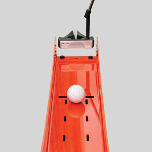 SX1 Point N Putt Putter with 1-Putt Putting Guide
