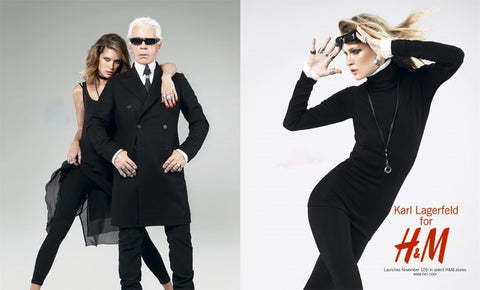 HM x Karl Lagerfield