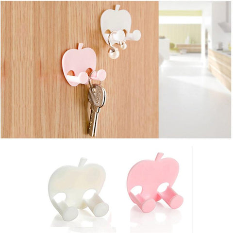 Multifunction Finishing Plug Holder Sticky Hooks