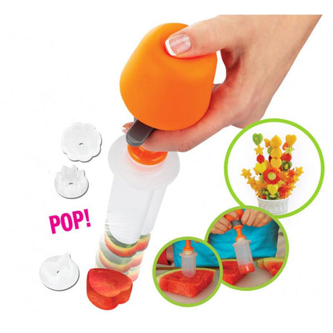 Fruit Salad Carving Tool