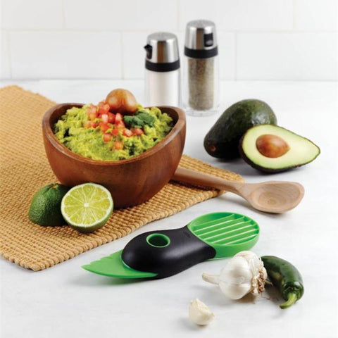 3-in-1 Avocado Slicer & Peeler for Home Kitchen