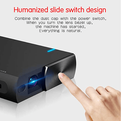 Mini HD Projector 1080p
