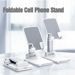 Adjustable Foldable Cell Phone Holder