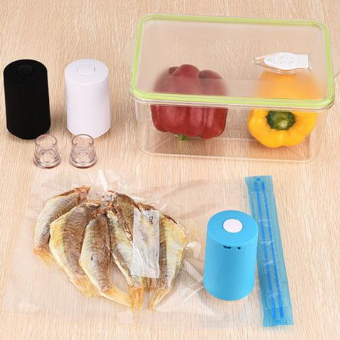 Mini Vacuum Sealer Machine For Food Preservation
