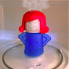 Image of AngryMaMa Microwave Cleaning Tool