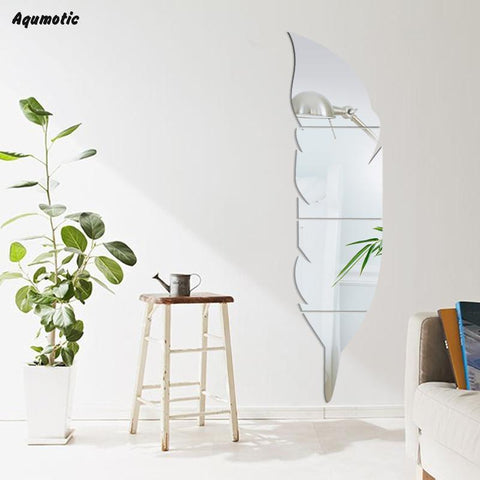 Fashion Minimalist Classic Wall Mirrors
