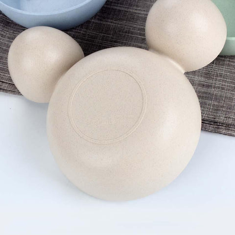 Mouse-Shaped Food Bowl - Restaurant Decor & Kitchen Accessory