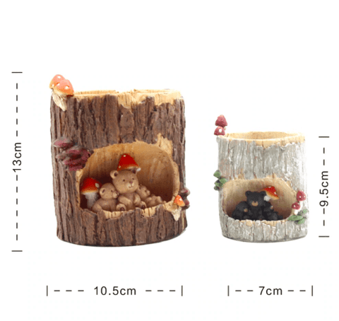 Cute Animals Succulent Plant Pots