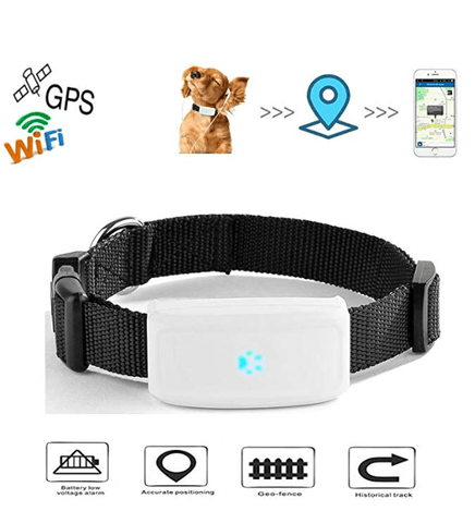 GPS Pet Tracker Anti-lost GPS Locating Pet Tracker